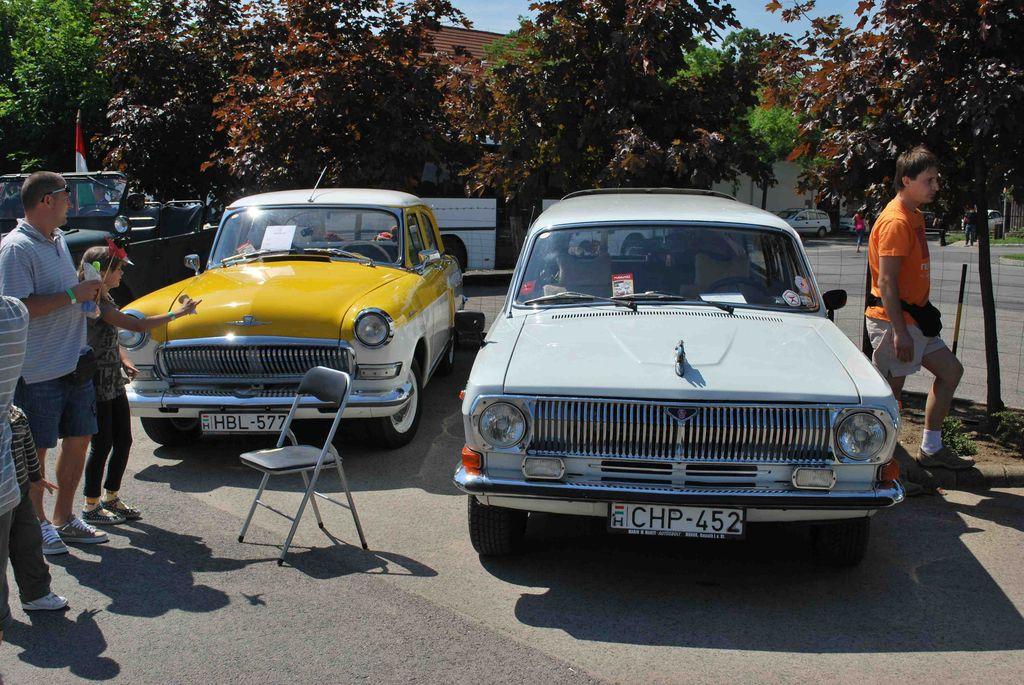 Veterán autó kiállítás - 2012.05.26.