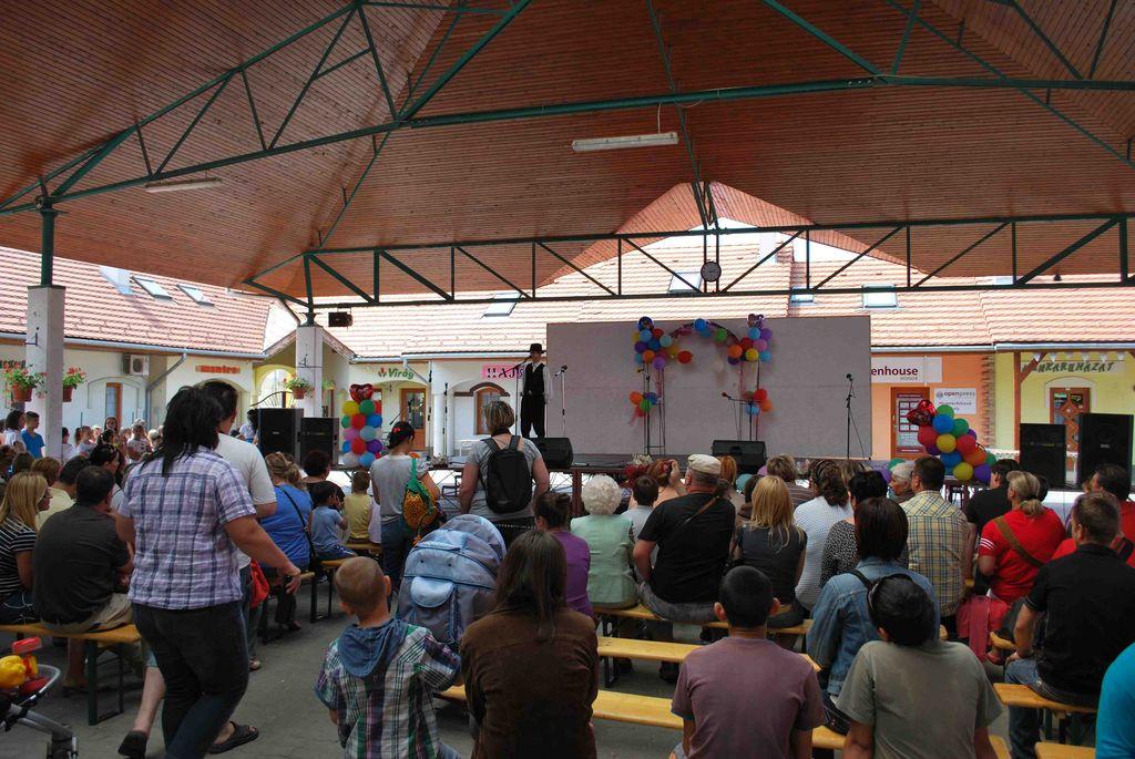 Városi gyereknap - 2012.05.26