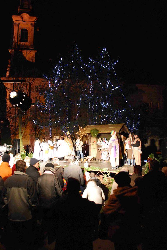 Városi karácsony - 2011.12.17.