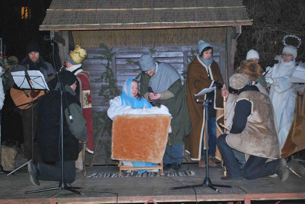 Városi karácsonyi ünnepség - 2012.12.22.