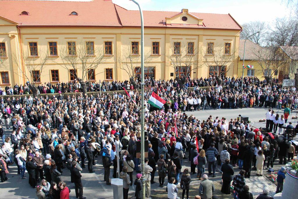 Városi Ünnepség - 2012.03.15.