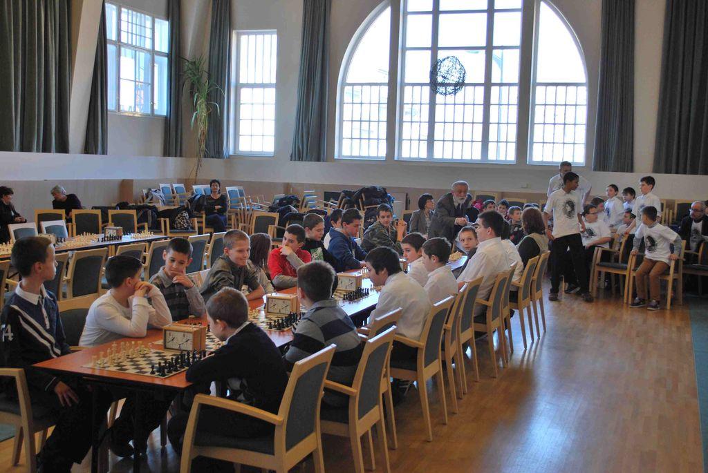 Városi sakkverseny - 2013.03.22.