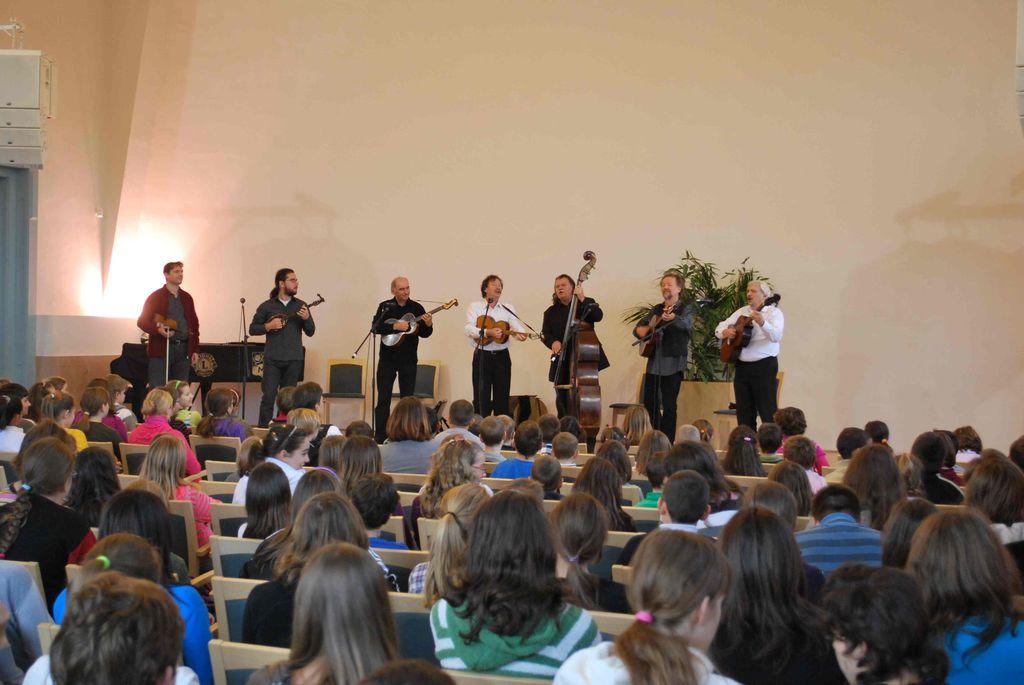 Vujicsics együttes - 2012.11.21.