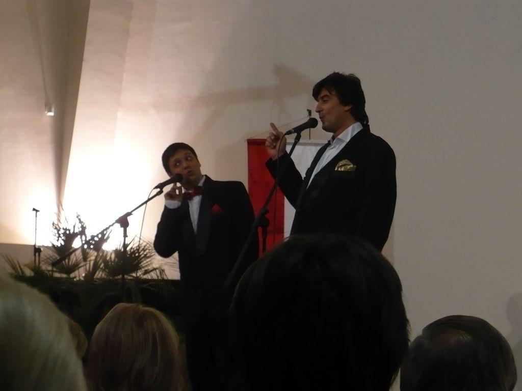 Újévi Operett Gála - Tihanyi Vándorszínpad - 2009.01.17.