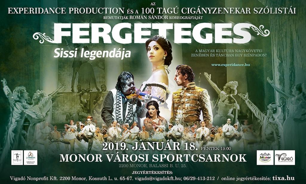 FERGETEGES Sissi legendája