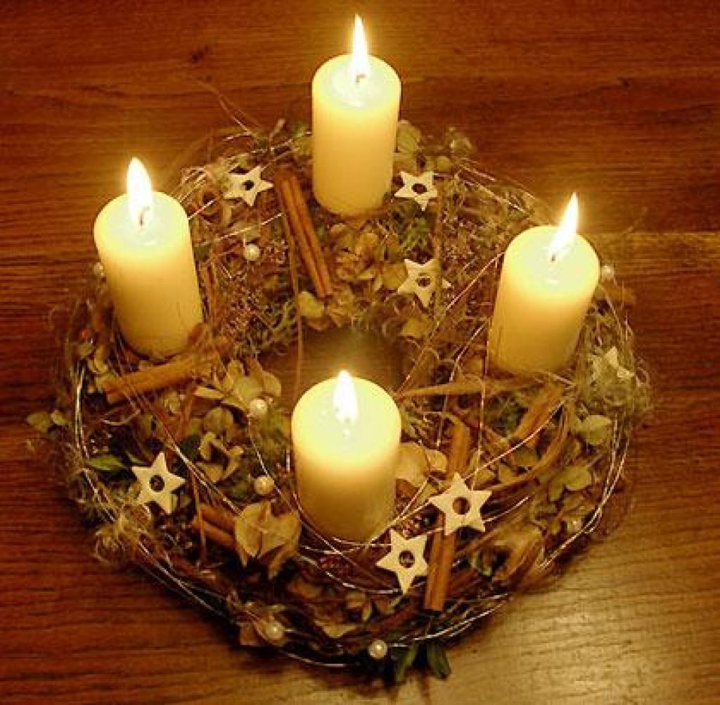 Szombaton negyedik gyertyagyújtás és karácsonyi ünnepség