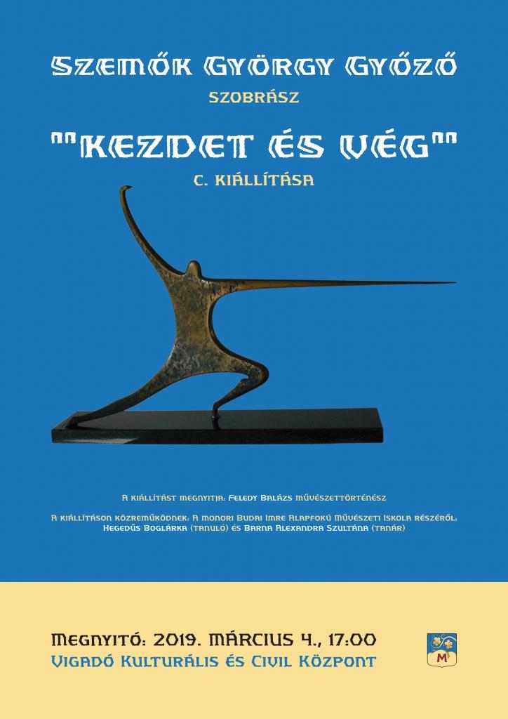 Szemők György Győző kiállítása