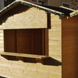 Bérelhető faházak